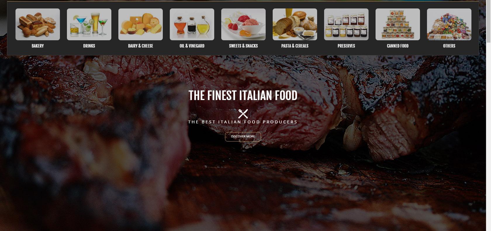 Italy Food Art