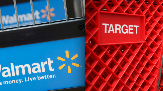 Walmart-Target