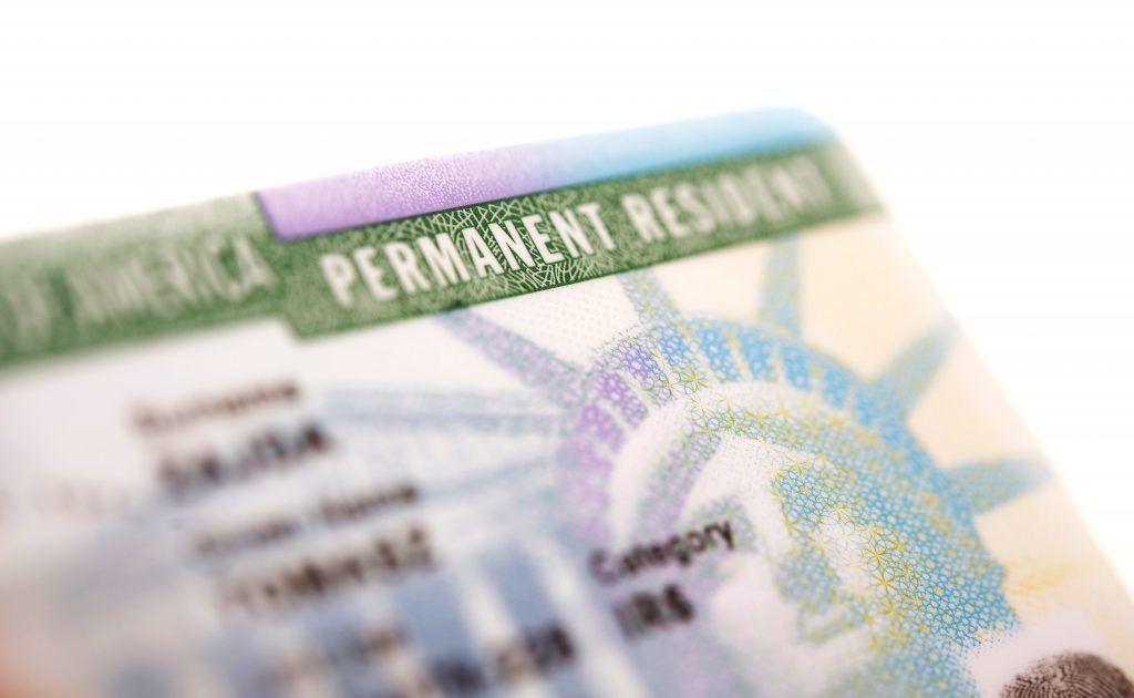Come si ottiene la Green Card, il permesso di soggiorno ...