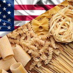 Esportare pasta negli Stati Uniti