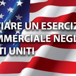 Avviare un esercizio commerciale negli Stati Uniti